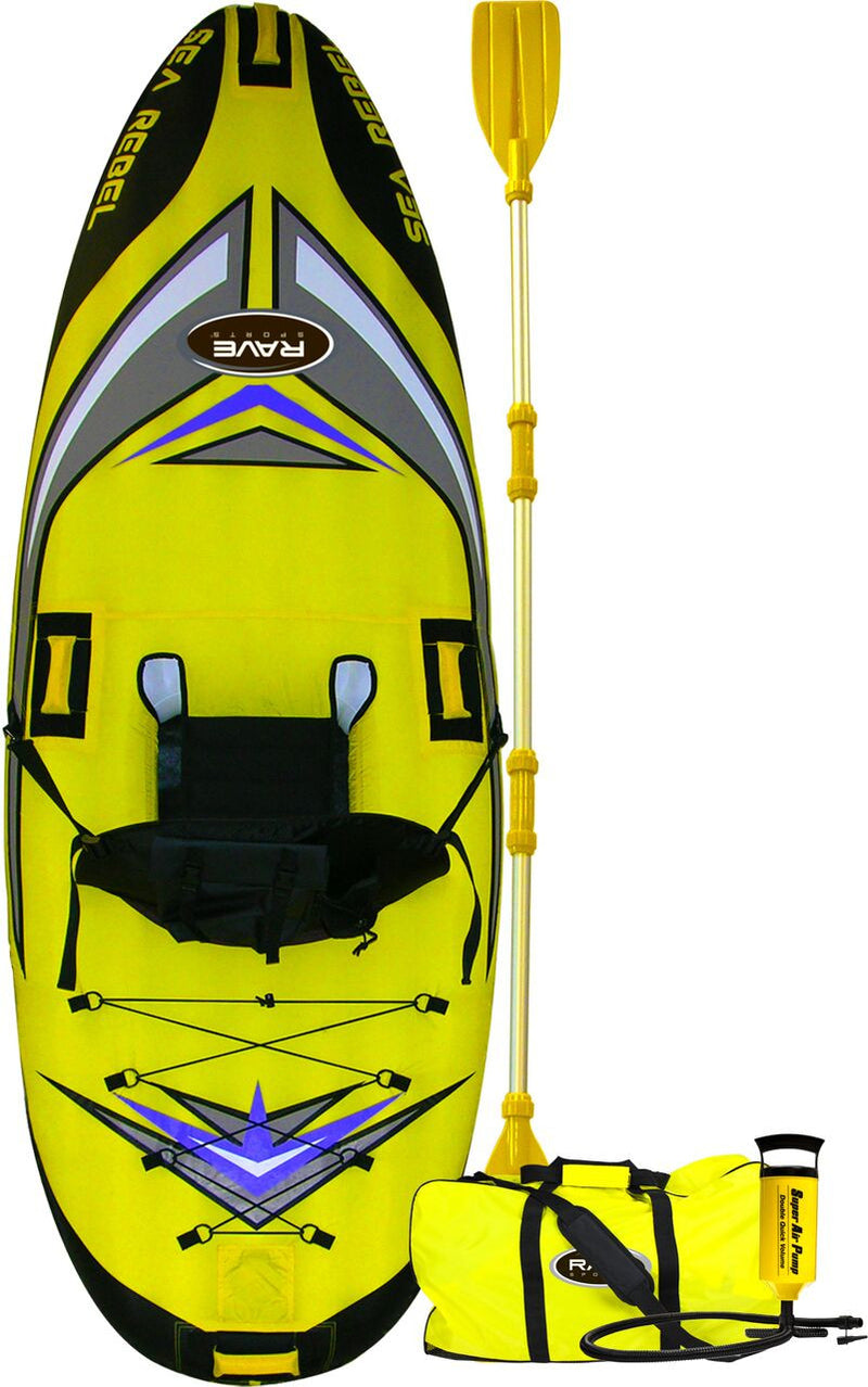 Rave Sea Rebel Kayak