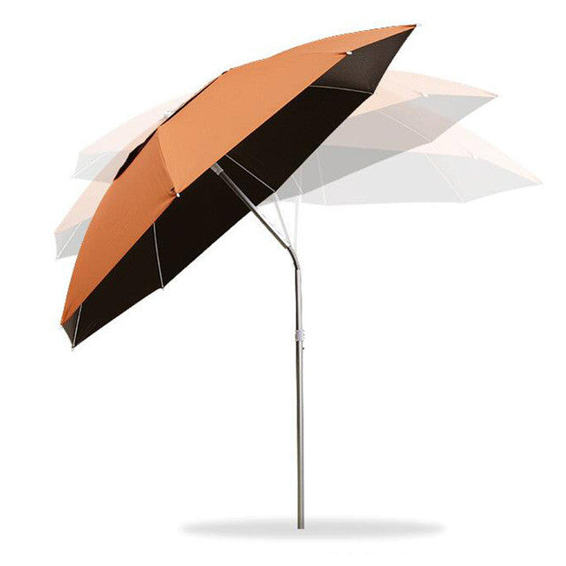 Hot Parasol Garden Umbrella Outdoor Furniture Patio Umbrellas Parasol Jardin Lightweight Beach Sunshade Umbrella