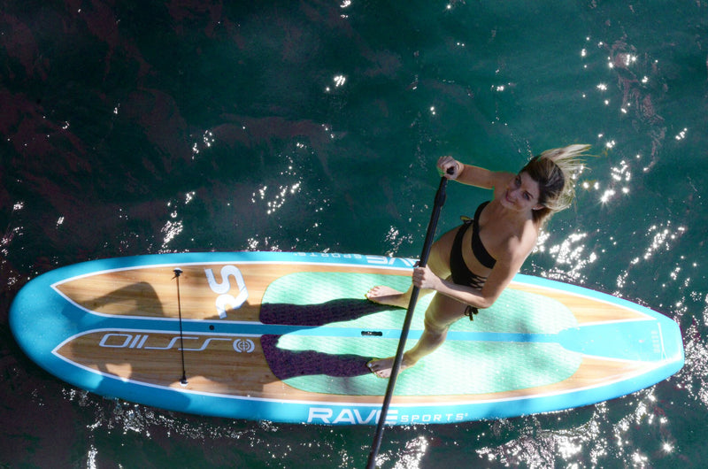 Shoreline Series SS110 SUP Caribbean Blue