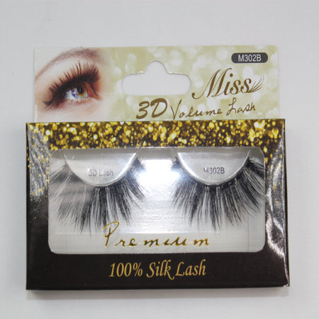 Miss Lash 3D Silk Lash MS21
