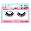 J. Lash 3D Faux Mink Eyelashes Blessed