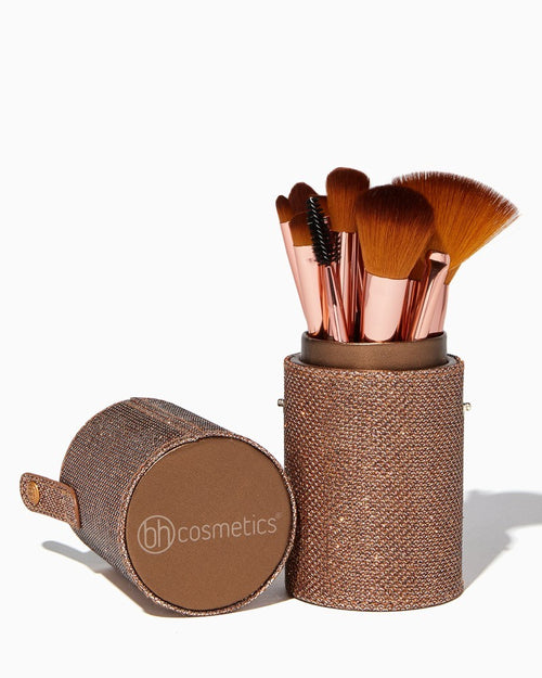 BH Shimmering Bronze - 12 Piece Brush Set