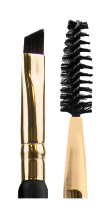 L.A. Girl DUO Brow Brush PRO.Brush 207