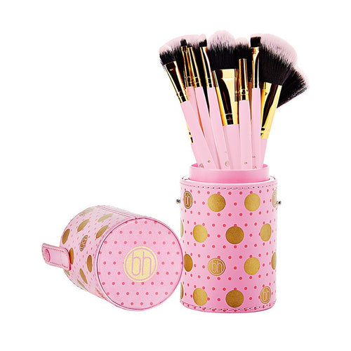 BH Pink Perfection - 10 Piece Brush Set