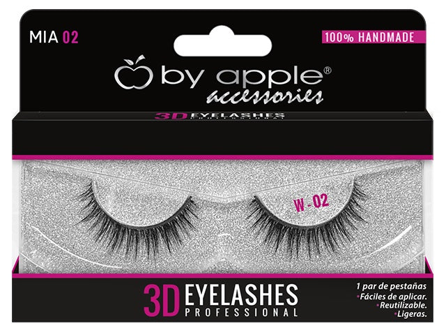 By Apple 3D Lash - Mia