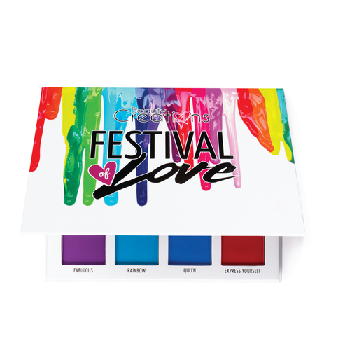 Beauty Creations Festival of Love Eyeshadow Palette