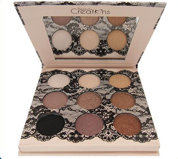 Beauty Creations Boudoir Eyeshadow Palette B