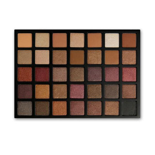 Beauty Creations 35 Color Pro Palette- Anastasia