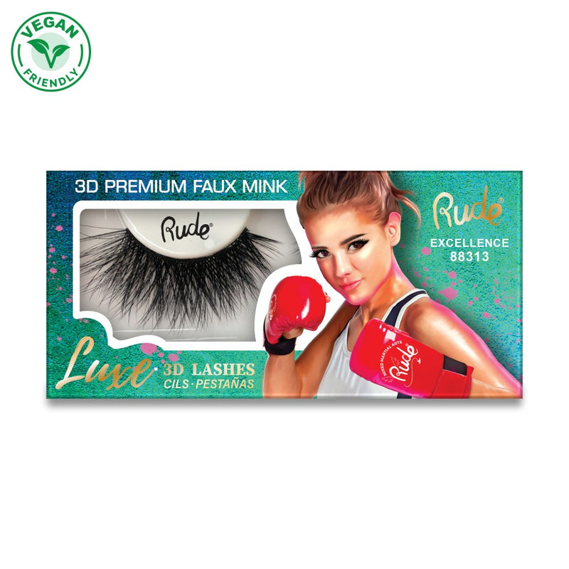 Rude Luxe 3D Lash - Excellence