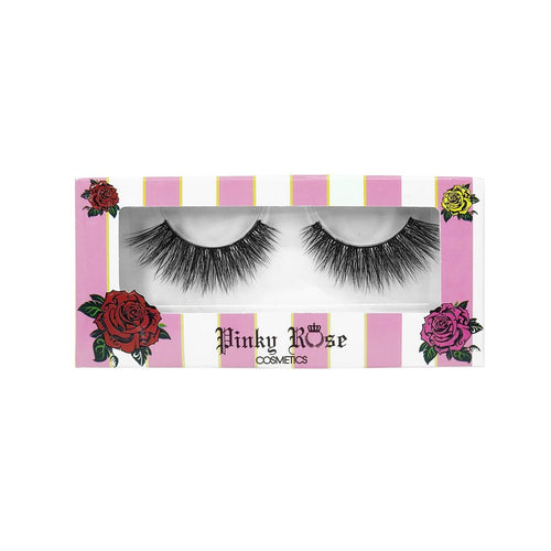 Pinky Rose 3D Silk Eye Lashes - Famous