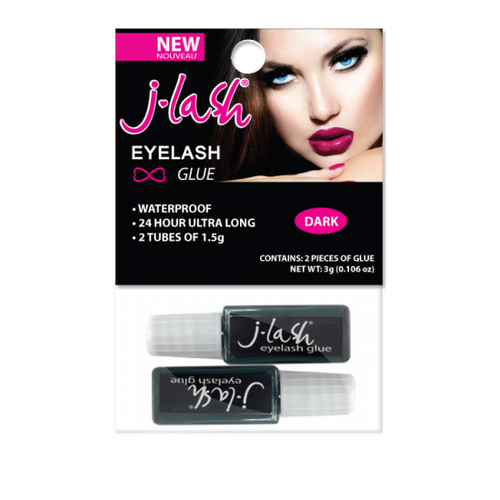 J. Lash Eyelash Glue - Dark