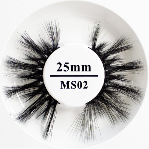 Miss Lash 3D Silk Lash MS02