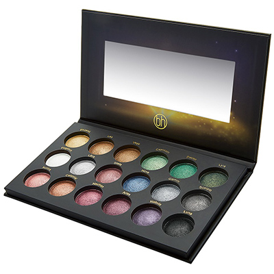 BH Supernova - 18 Color Baked Eyeshadow Palette