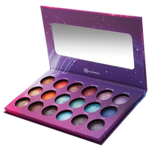 BH Galaxy Chic 18 Color Baked Eyeshadow Palette
