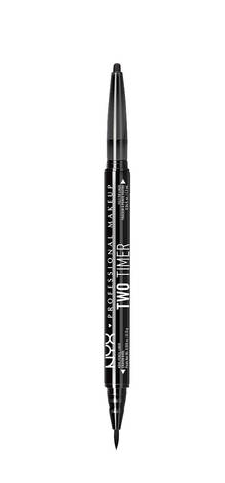 NYX Two Timer Dual-Ended Eyeliner