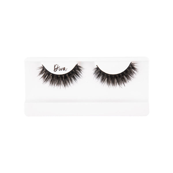Beauty Creations Holographic Collection 3D Faux Mink Lash - Diva