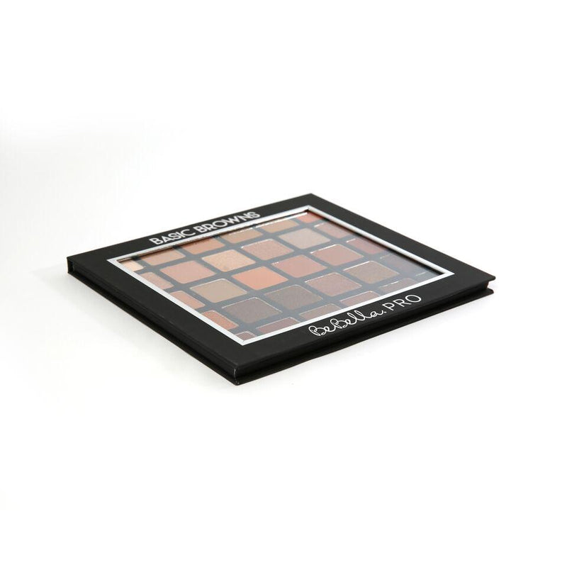 BeBella Basic Browns Eyeshadow Palette