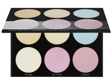 BH Spotlight Highlight 6 Color Palette