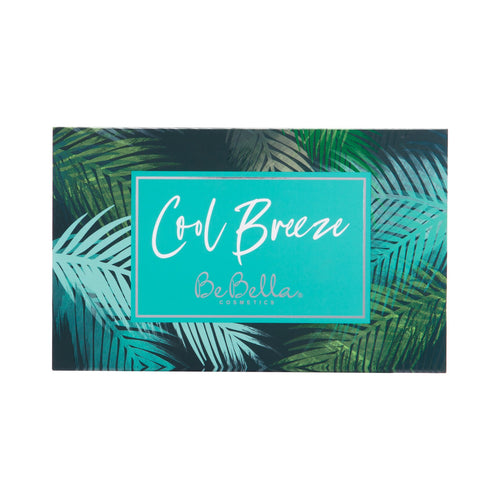 BeBella 15-Color Cool Breeze Eyeshadow Palette