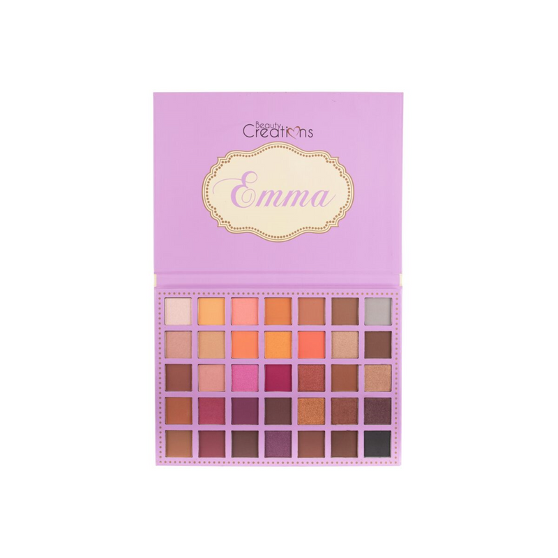 Beauty Creations 35 Color Eyeshadow Palette - Emma