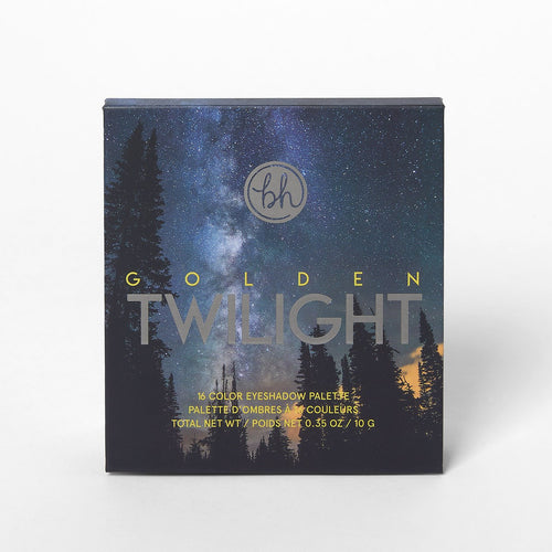 BH Golden Twilight – 16 Color Eyeshadow Palette