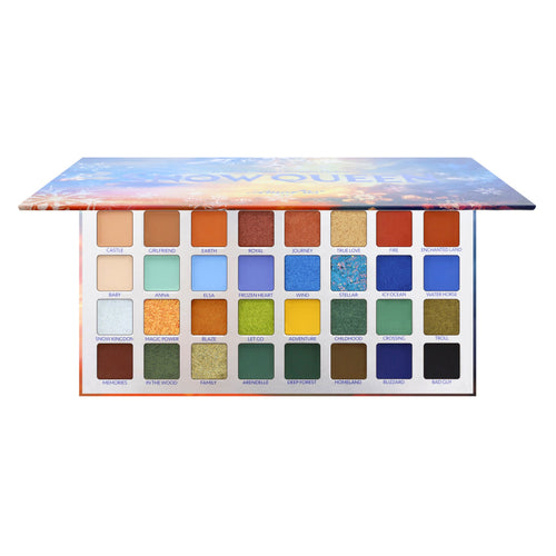 Amorus Snow Queen 32-Color Eyeshadow Palette