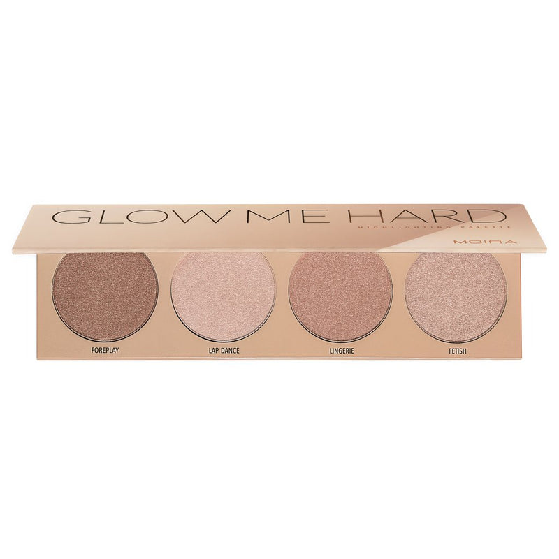Moira Glow Me Hard Highlight Palette GMP001