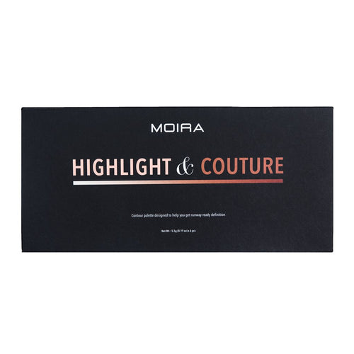 Moira Highlight & Couture Palette HCP001