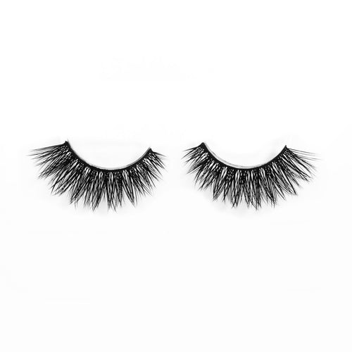 Pinky Rose 3D Silk Eye Lashes - Queen