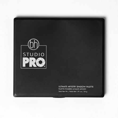 BH Studio Pro Ultimate Artistry – 42 Color Shadow Palette