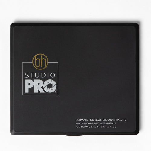 BH Studio Pro Ultimate Neutrals - 42 Color Eyeshadow Palette