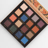 BH Beautiful in Barcelona – 16 Color Shadow Palette