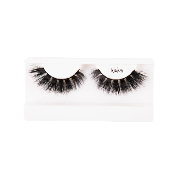 Beauty Creations Nude Collection 3D Faux Mink Lash - Wifey