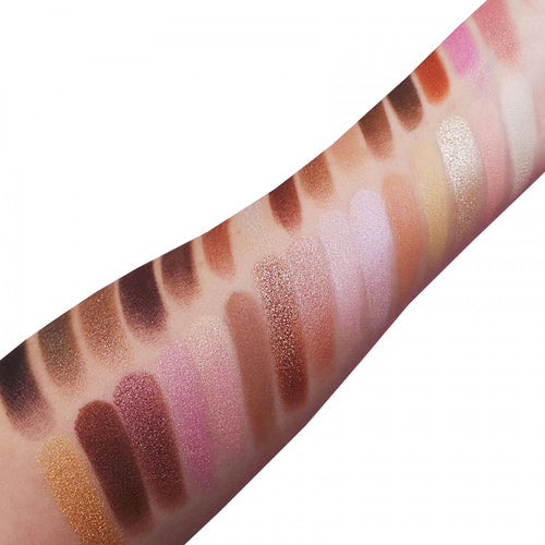 Rude Au Naturel 30 Eyeshadow Palette