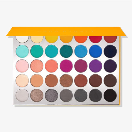 L.A. Girl Fanatic Eyeshadow Palette - Wanderlust