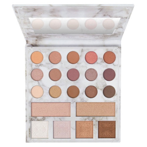 Carli Bybel Deluxe Edition Eyeshadow and Highlight Palette