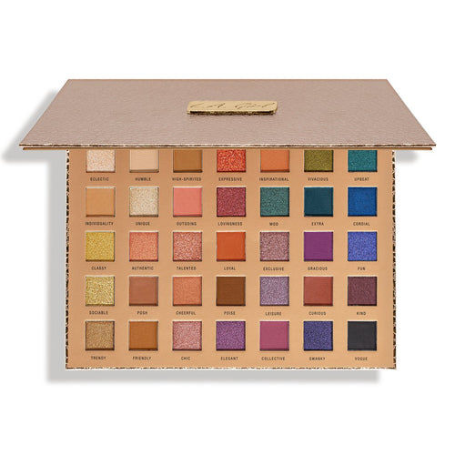L.A. Girl Born Exclusive Eyeshadow Palette - Limited Edition