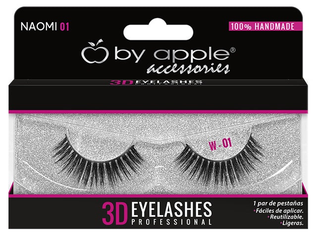 By Apple 3D Lash - Naomi