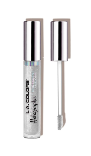 L.A. Colors Holographic Lipgloss