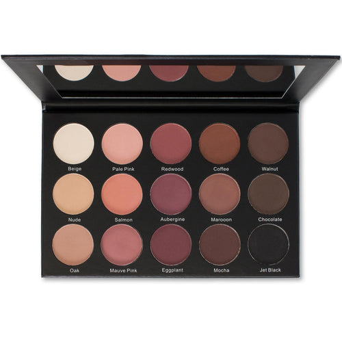 Kara Eyeshadow Palette Smoky Rose ES25