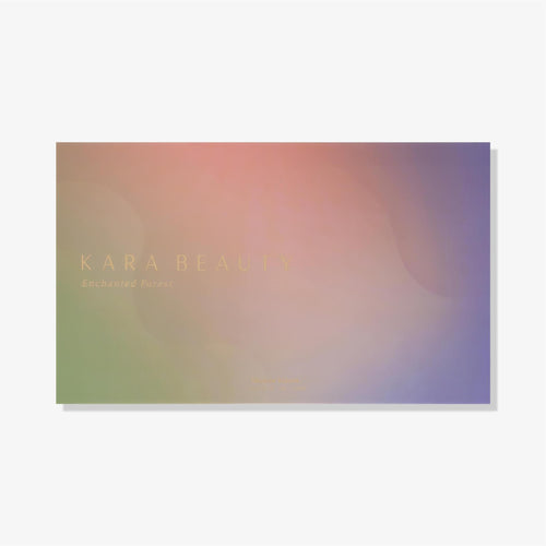 Kara Enchanted Forest Eyeshadow Palette ES46