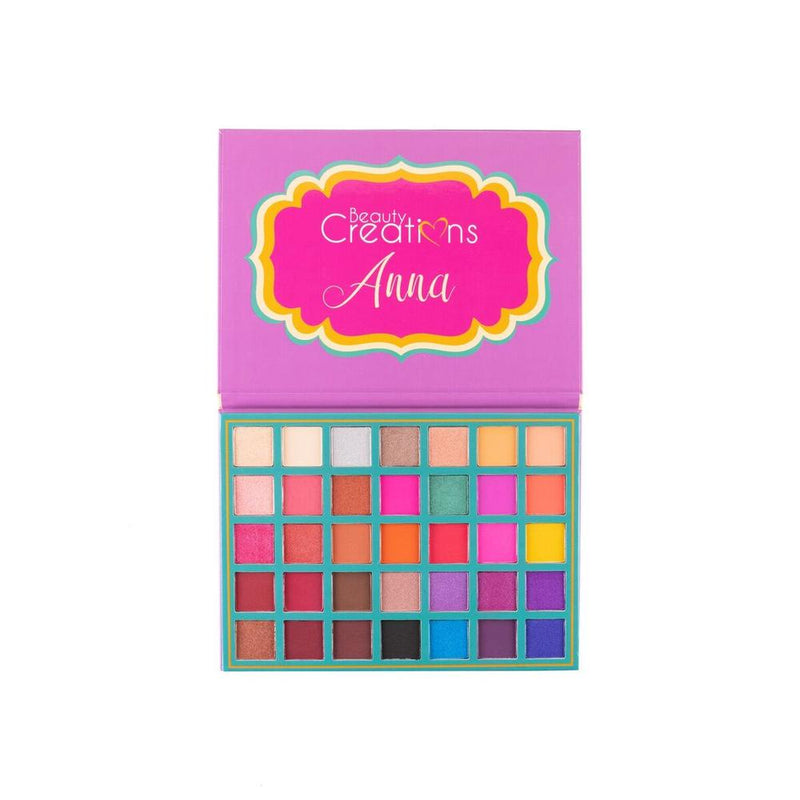 Beauty Creations 35 Color Eyeshadow Palette - Anna