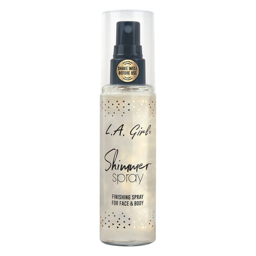 L.A. Girl Shimmer Spray - Gold