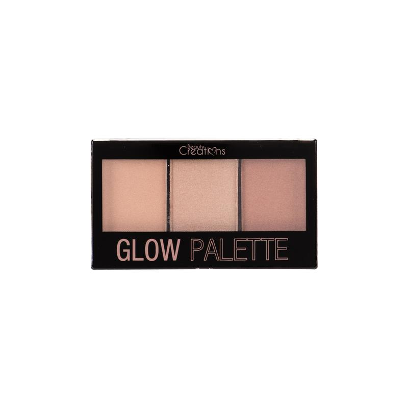 Beauty Creations Glow 2 Highlight Palette