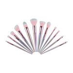 Beauty Creations 12pc Holo Fun Brush Set
