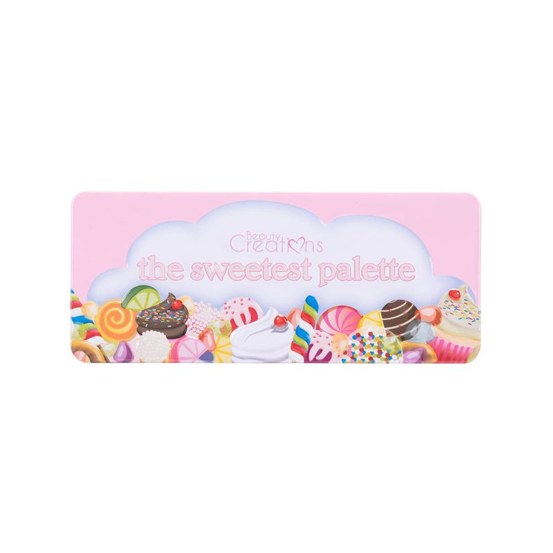 Beauty Creations The Sweetest Eyeshadow Palette