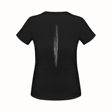 Ladies Basic 'Way Of The Wild', Fitted Tee