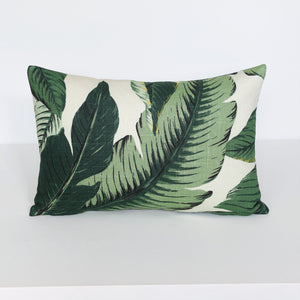 READY TO SHIP - Banana Palm Linen 11x16.75
