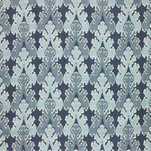 Bengal Bazaar Teal fabric