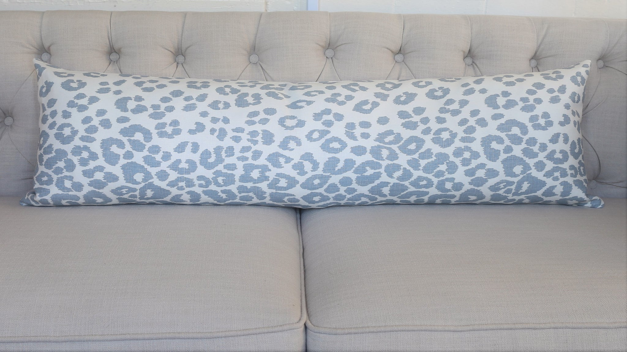 READY TO SHIP - Iconic Leopard Sky 13x44